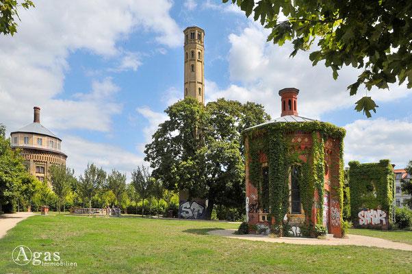 Prenzlauer Berg - Park am Wasserturm