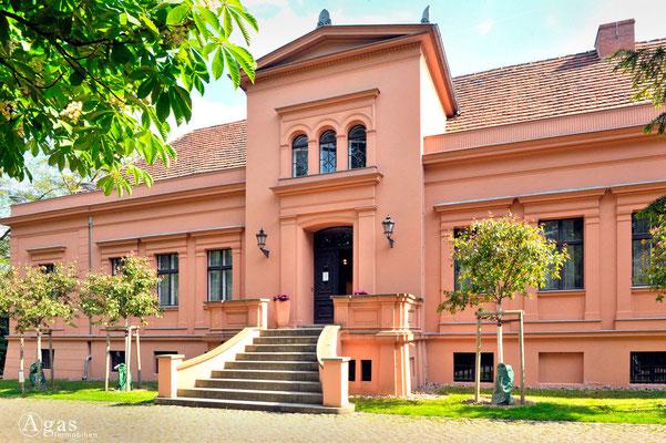 Berlin-Mahlsdorf - Gründerzeitmuseum im Gutshaus Mahlsdorf