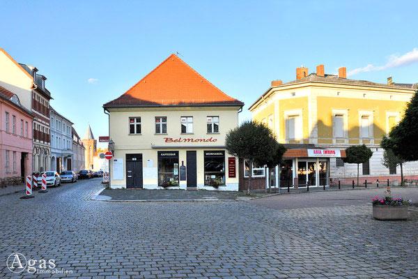 Brandenburg (Havel) - Am Neustädtischen Markt