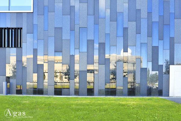 Potsdam-Golm - Bereichsbibliothek (Fassade)
