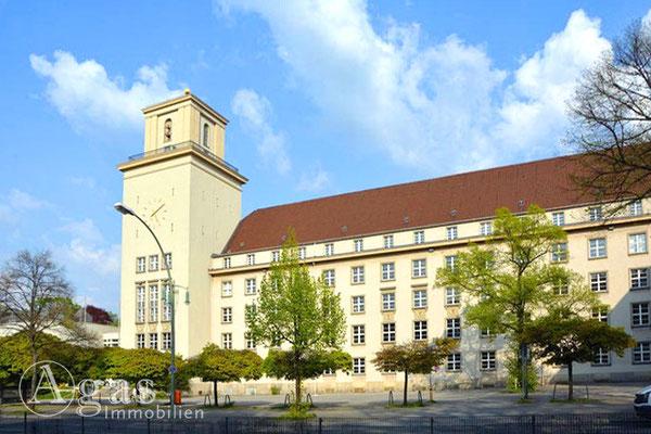 Berlin-Tempelhof - Rathaus