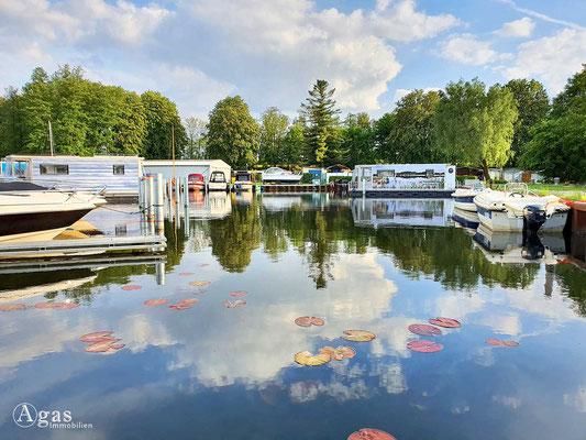 Immobilienmakler Hennigsdorf - Yachtzentrum Nord-West - Am Yachthafen