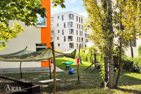 Am Carlsgarten - Ideale Spiel- und Freizeitmöglichkeiten für Ihre Kinder im Park
