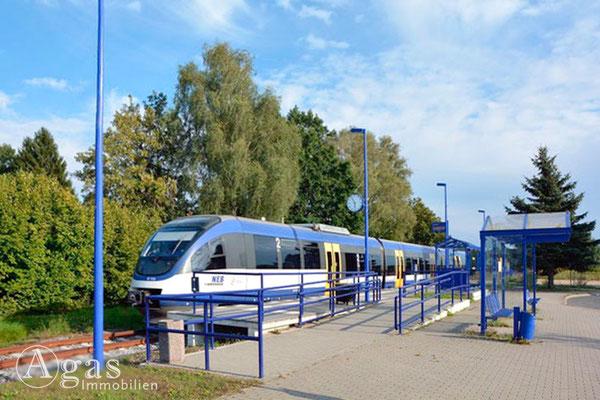 Bahn (1) Wensickendorf