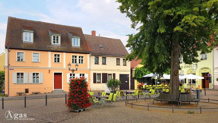 Immobilienmakler Werder (Havel) - Hotel & Restaurant am Markt & zur Insel