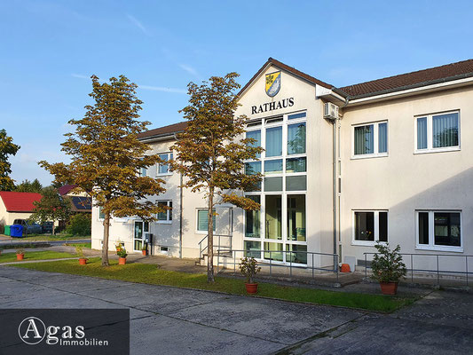 Immobilienmakler Bestensee - Rathaus Bestensee