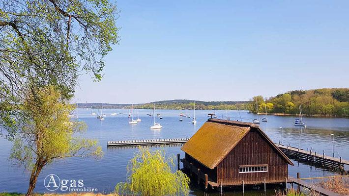 Schwanenwerder - Bootshaus