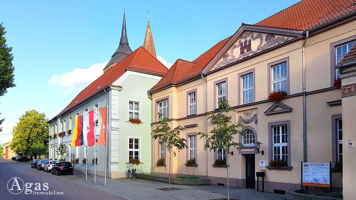 Immobilienmakler Gransee - Rathaus