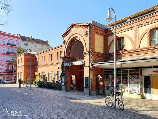 Immobilienmakler Berlin-Moabit - Arminiusmarkthalle, Arminiusstraße 2-4