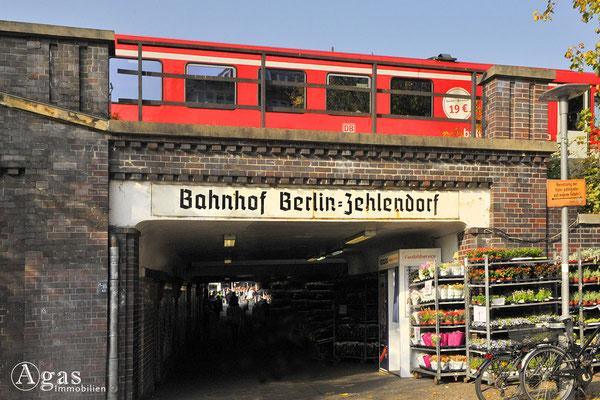Berlin-Zehlendorf - S-Bahnhof Zehlendorf