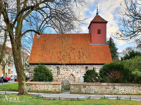 Immobilienmakler Schmargendorf - Dorfkirche Alt-Schmargendorf