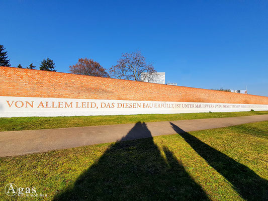 Immobilienmakler Berlin-Moabit - Geschichtspark Ehemaliges Zellengefängnis Moabit