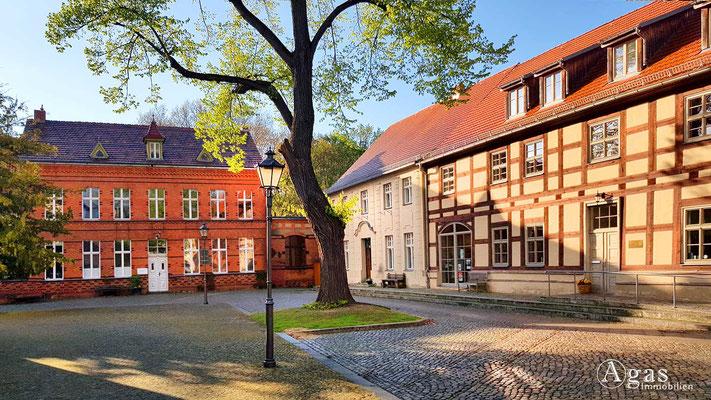 Zossen - Stadtbibliothek am Kirchplatz