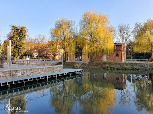 Immobilienmakler Luckenwalde - IHK Potsdam, RegionalCenter Teltow-Fläming, Am Nuthepark 1