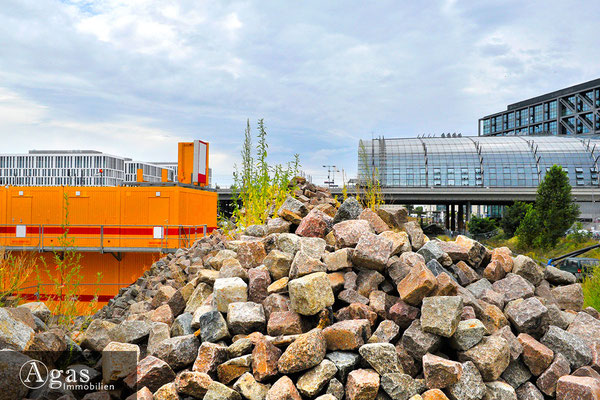 Humboldthafen Berlin - Neubauprojekt am Hauptbahnhof