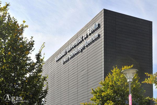 Berlin-Adlershof - Humboldt-Universität zu Berlin, Erwin Schrödinger-Zentrum