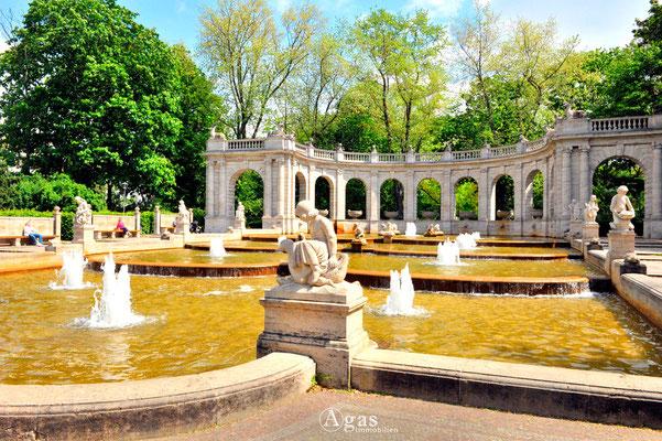 Berlin-Friedrichshain - Märchenbrunnen im Volkspark Friedrichshain