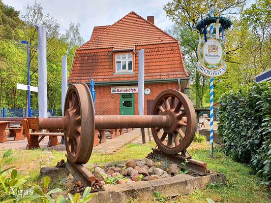 Immobilienmakler Zühlsdorf - Bahnhofstube
