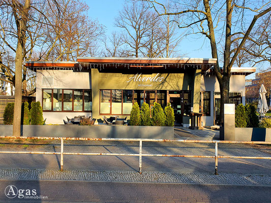 Immobilienmakler Berlin-Moabit - Restaurant Alverdes
