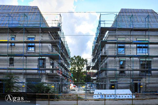 Villen im Prinzenviertel - Berlin-Lichtenberg - Neubauprojekt beim Seepark