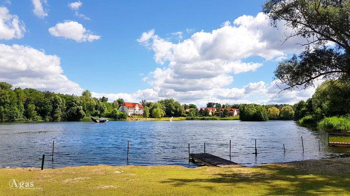 Immobilienmakler Germendorf - Strandhotel-Germendorf am Kiessee