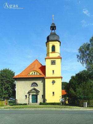 Die evangelische Kirche Niederlehme