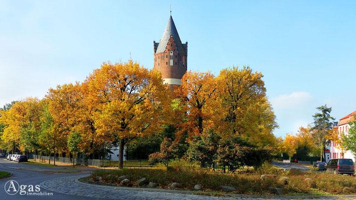 Bernau - Neugotischer Wasserturm