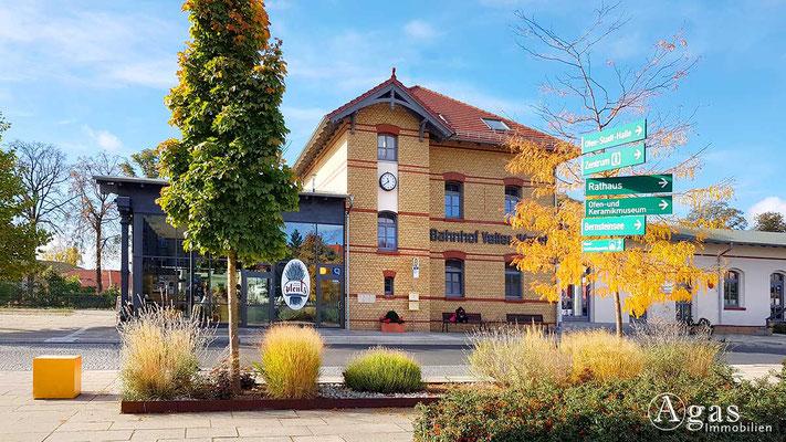 Makler Velten - Bahnhofsvorplatz