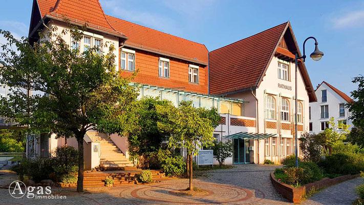 Makler Wandlitz - Rathaus Wandlitz