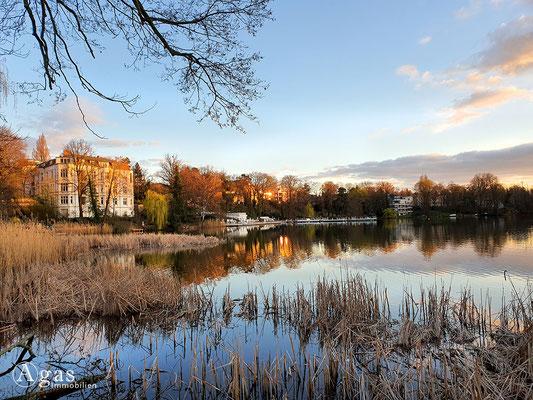 Immobilienmakler Halensee - Halensee im Friedenthalpark