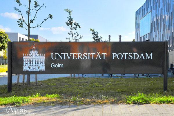 Potsdam-Golm - Universität Potsdam Golm