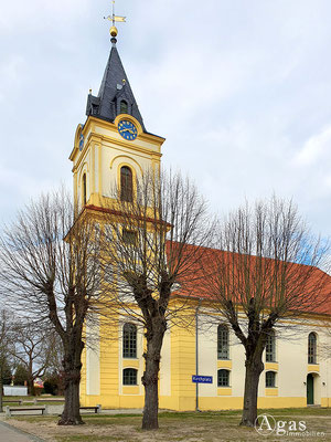 Immobilienmakler Müllrose - Evgl. Pfarrkirche Müllrose