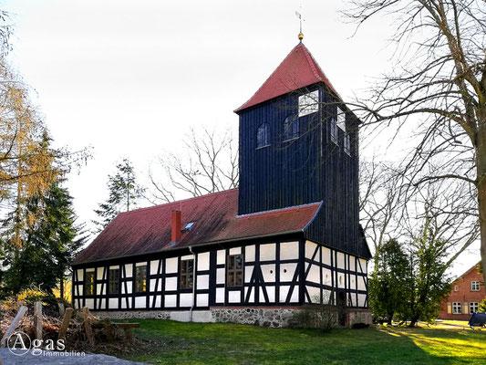 Immobilienmakler Bredereiche - St. Martins-Kirche Bredereiche (Fachwerkkirche)