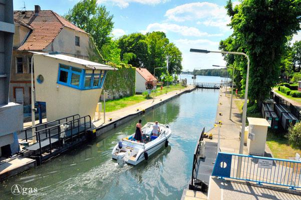 Immobilienmakler Oder-Spree - Woltersdorf Schleuse