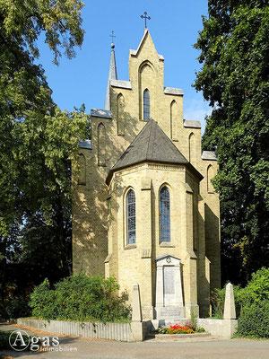 Makler Petershagen/Eggersdorf - Dorfkirche Eggersdorf