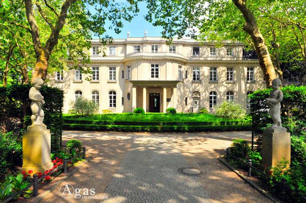 Berlin-Wannsee - Gedenk- und Bildungsstätte Haus der Wannsee-Konferenz