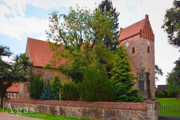 Blumberg - Kirche aus dem 13. Jahrhundert