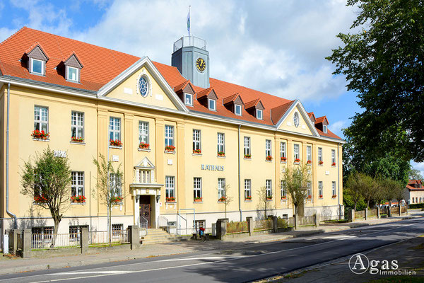 Fakensee - Das Rathaus