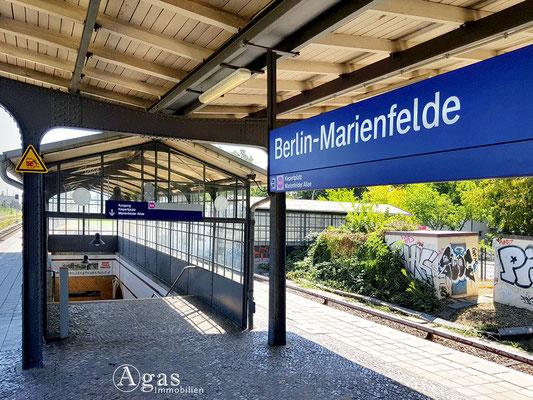 Immobilienmakler Marienfelde - S-Bahn Marienfelde
