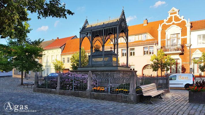 Immobilienmakler Gransee - Denkmal für Königin Luise
