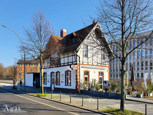 Immobilienmakler Berlin-Moabit - Restaurant PARIS MOSKAU