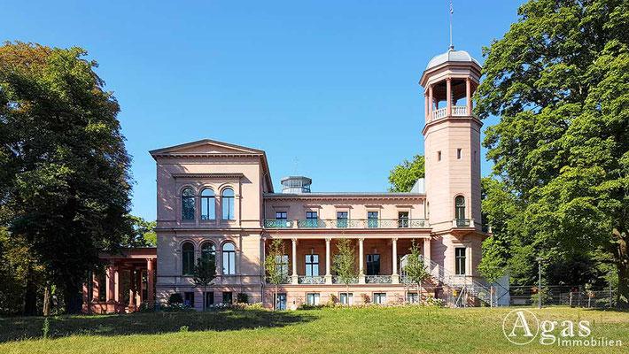 Immobilienmakler Biesdorf - Schloss Biesdorf