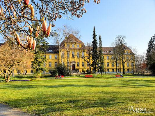 Immobilienmakler Berlin-Dahlem - Umweltbundesamt, Dienstgebäude 1, Dahlem