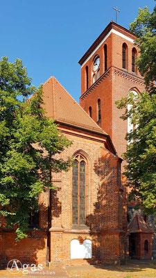Makler Storkow - Ev. Stadtkirche Storkow