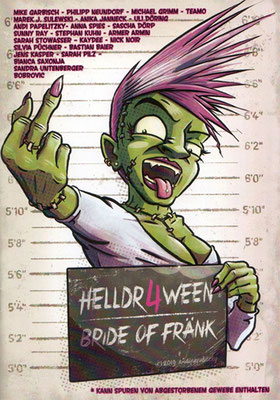 HellDr4ween - Bride of Fränk