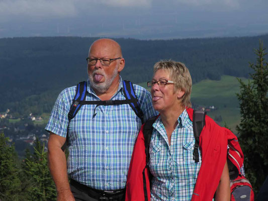 Ochsenkopftour (Bischofsgrün - Ochsenkopf) 3.9.17