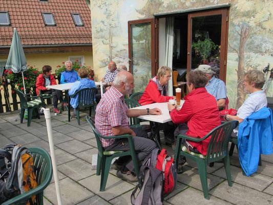 Nach Bad Benerck über das Ölschnitztal (Entenmühle) 8.9.17