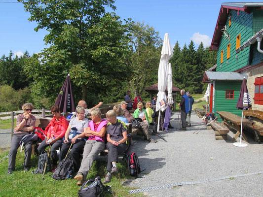 Seehaustour (Seehaus) 4.9.17