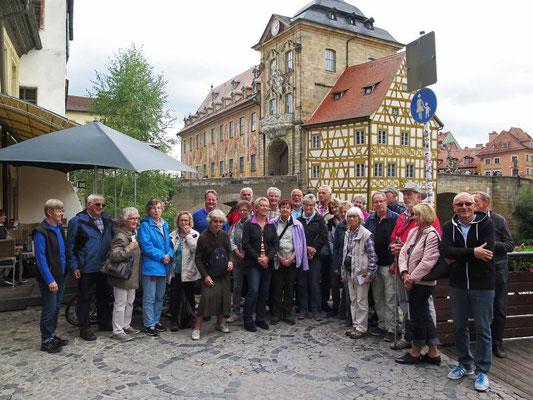 Stadtführung Bamberg 2.9.17
