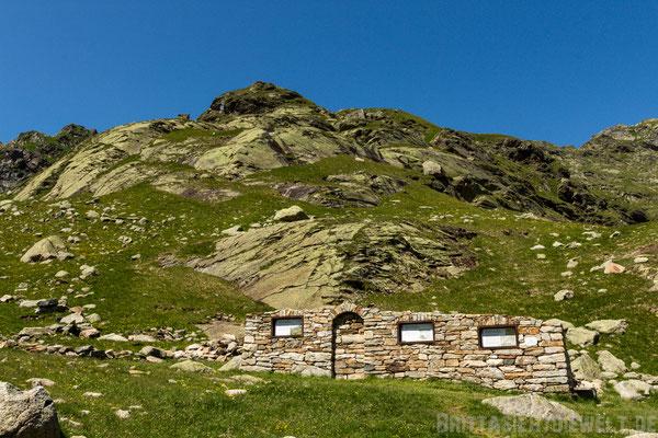Ruine Meraner Hütte